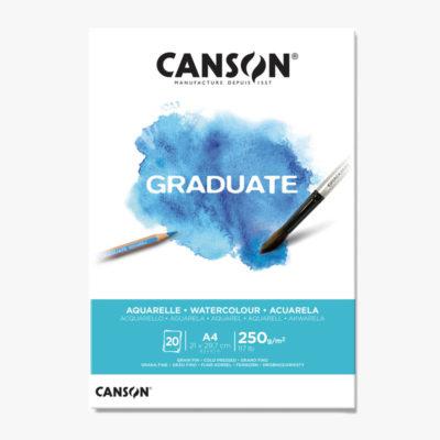 Canson Graduate Aquarelle Block