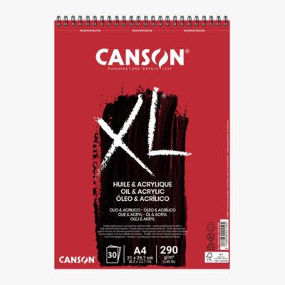 Canson XL Ö Acryl Block