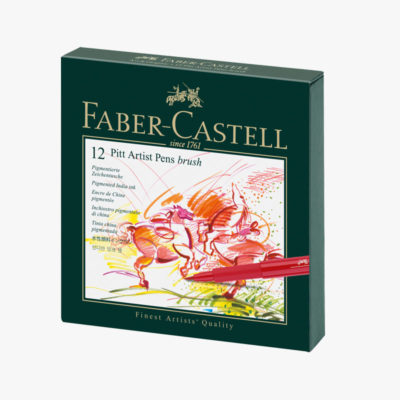 Faber-Castell Pitt Artis Pen Set