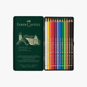 Faber-Castell Polychromos 12 Metalletui