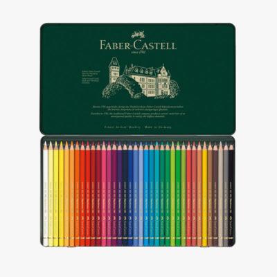Faber-Castell Polychromos 36 Metalletui