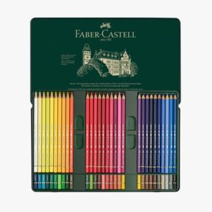 Faber-Castell Polychromos 60 Metalletui