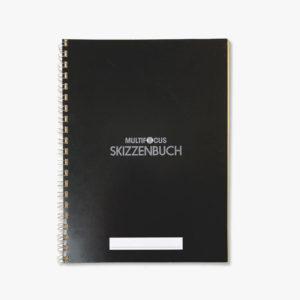 Multifocus Skizzenbuch