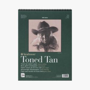 Strathmore Toned Tan Block