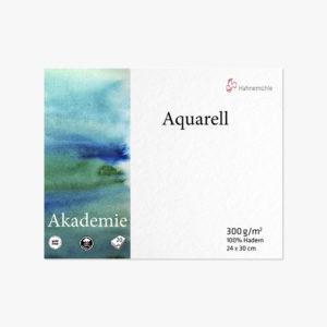 Hahnemühle Akademie Aquarell Block