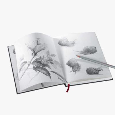 Hahnemühle Nostalgie SKizzenbuch