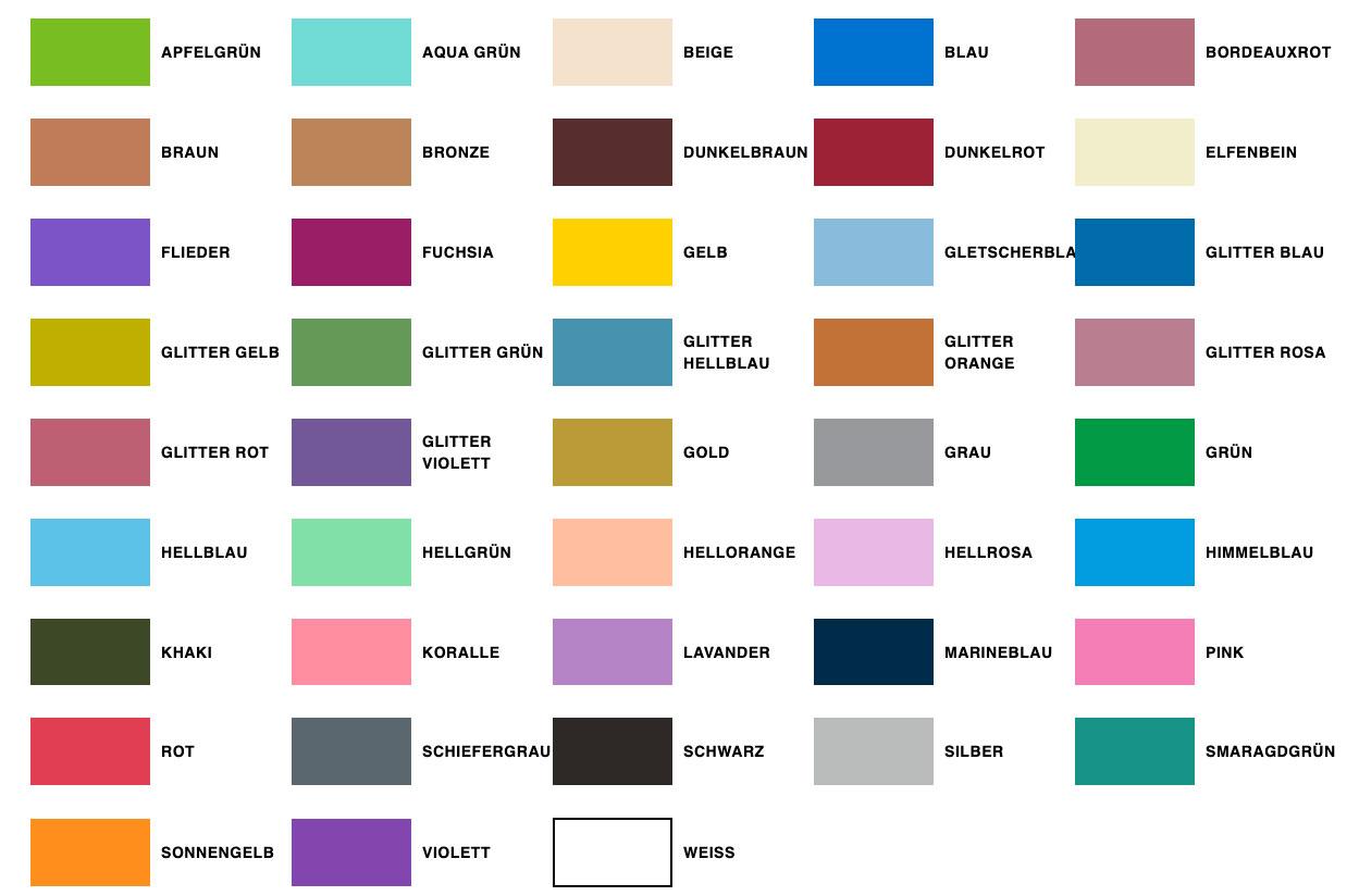Posca Farben 3M