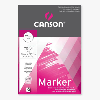 Canson Marker Block
